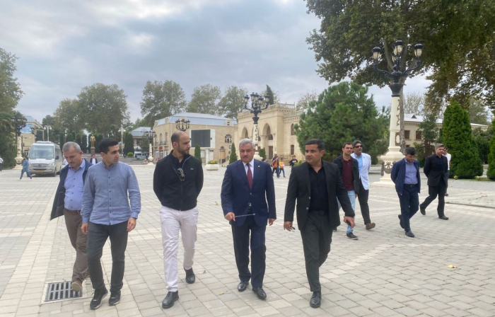 OIC Independent Permanent Human Rights Commission visits Azerbaijan's Tartar