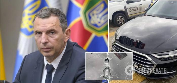 Ukrayna prezidentinin müşavirinə sui-qəsd olub