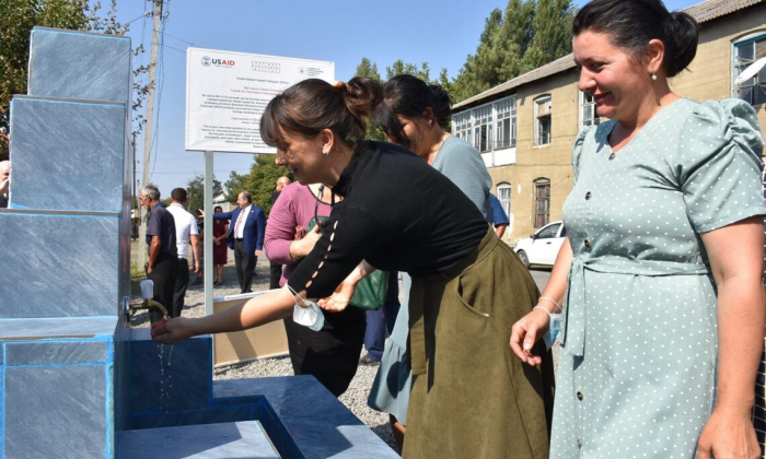 USAID Azərbaycanda 3 rayonun inkişafına dəstək göstərir