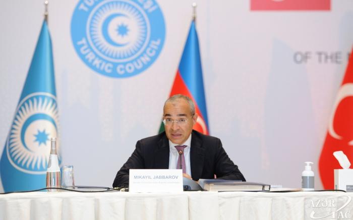 الوزير يكشف عن حجم التبادل التجاري بين أذربيجان والدول الناطقة بالتركية خلال العام الجاري