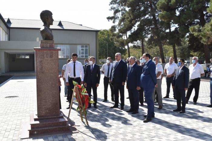 Escolares azerbaiyanos ganaron medallas en Belgrado