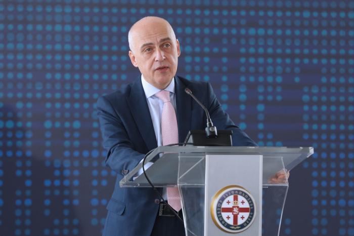 Azərbaycanla Gürcüstan arasında sənədlər imzalanıb