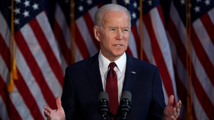 Biden reiterates need for more vaccinations as coronavirus death toll in US tops 700,000