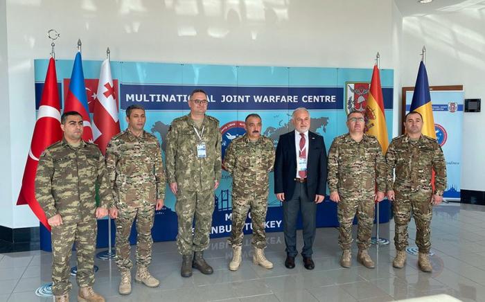 Azərbaycan və Türkiyə Quru Qoşunlarının komandanları görüşüb