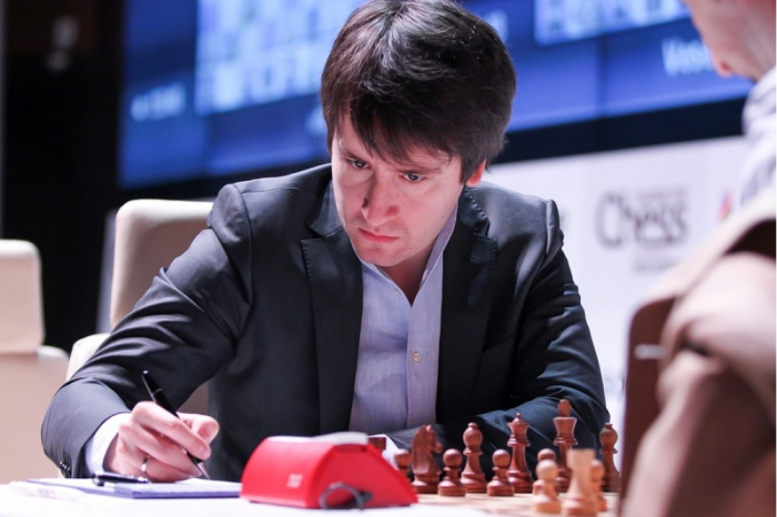 "Teymur Rəcəbov ""Champions Chess Tour""da ikinci yeri tutub"