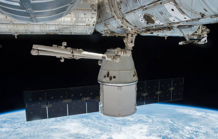 SpaceX's Dragon cargo spacecraft undocks from ISS