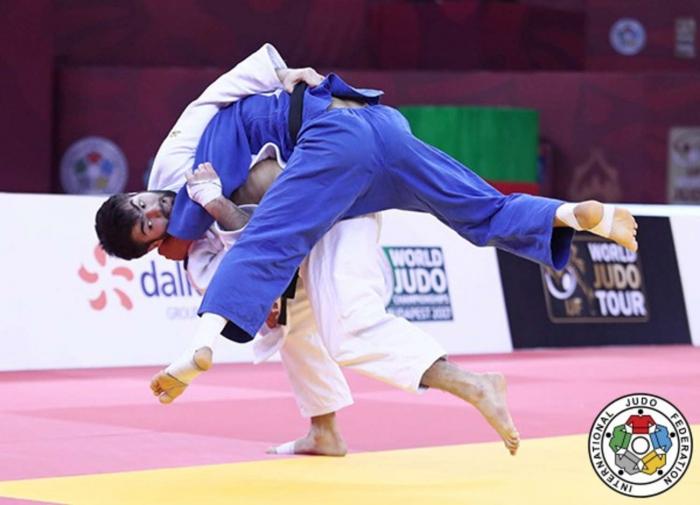 Azerbaijani judokas to vie for medals at Dubrovnik Senior European Cup 2021