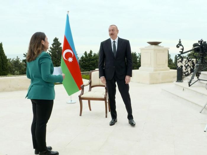 Chronicles of Victory: President Ilham Aliyev interviewed by Al Jazeera TV on October 2