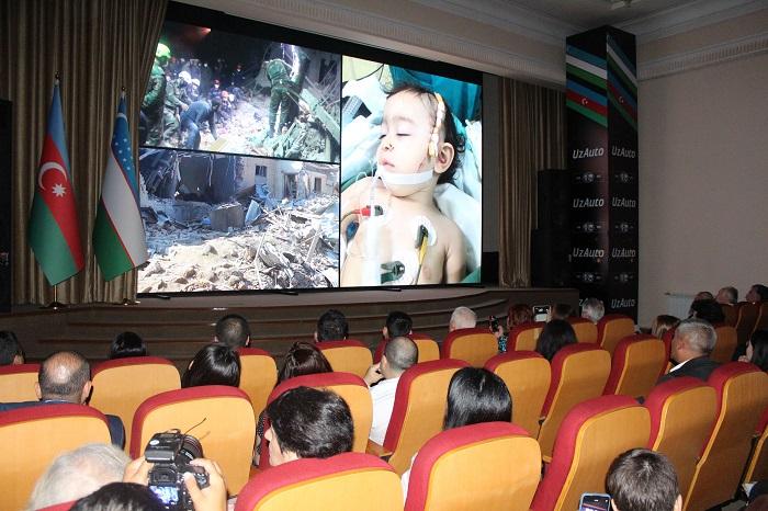 "Tashkent hosts ""Azerbaijan Cinema Days"" -  PHOTOS"