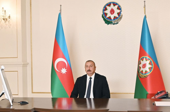 Azerbaijani Presidents talks about return of PoWs in his interview to Spanish news agency