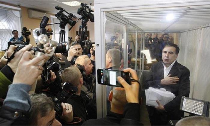 Gürcüstan Saakaşvilini Ukraynaya vermək niyyətində deyil