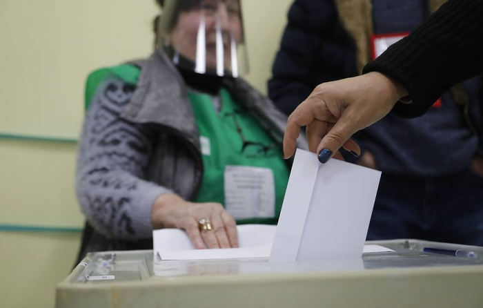 Georgian ruling party wins local elections - early results