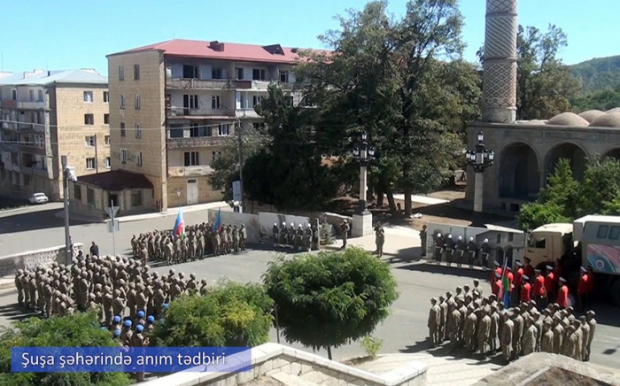 Azerbaijani Defense Ministry presents weekly review -   VIDEO