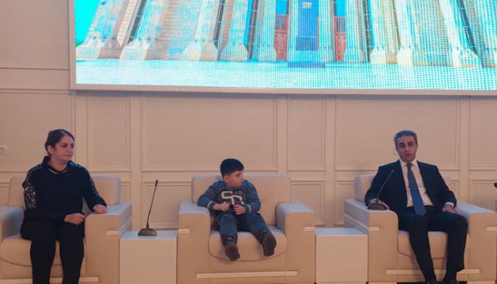 Azerbaijani NGOs appeal to int