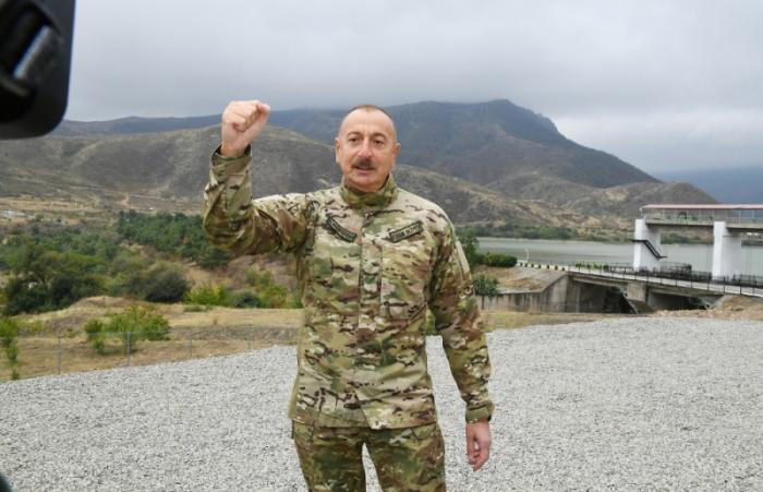 President Ilham Aliyev visits Tartar and Barda districts - PHOTOS