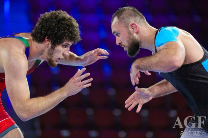 Azerbaijani wrestler claims bronze at World Championship in Norway