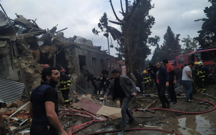 Azerbaijani ombudsperson makes statement on anniversary of Armenia's terrorist attack on Ganja