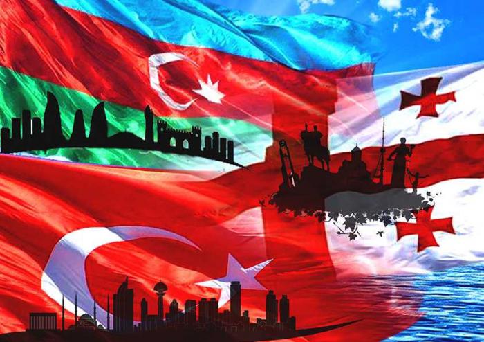 """Eternity-2021"" exercises of Azerbaijani, Turkish, Georgian servicemen start"
