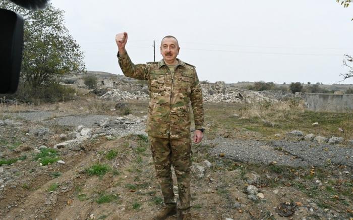 "Ilham Aliyev: ""Liberation of Sugovushan was of utmost importance"""
