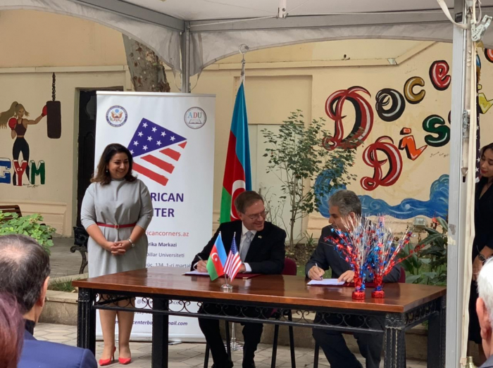 Special US centers to be set up in Shaki and Lankaran cities of Azerbaijan