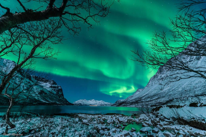 Can you hear the Northern Lights? -   iWONDER