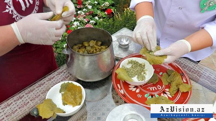 Presentation of Azerbaijani cuisine held in Tashkent