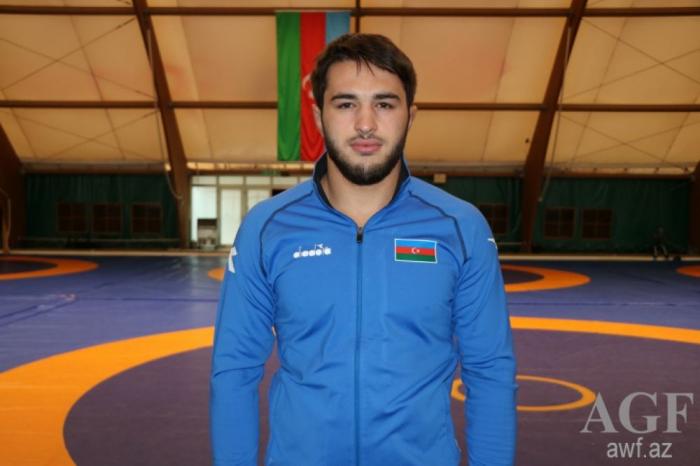 Azerbaijani wrestler wins bronze medal of World Championship
