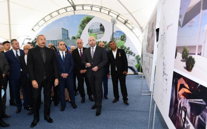 Plan for development of Azerbaijan's Jabrayil presented