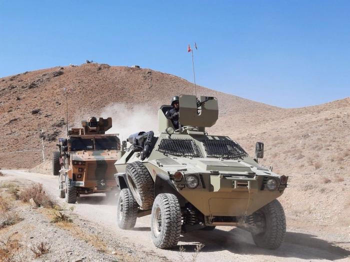 "Azerbaijani-Turkish ""Indestructible Brotherhood-2021"" military exercises in Nakhchivan continue - VIDEO"