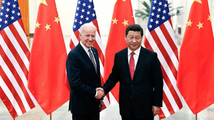 US and China will abide by Taiwan agreement, Biden says