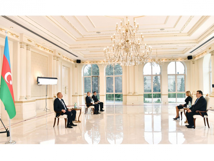 President Aliyev receives credentials of newly-appointed Head of EU Delegation to Azerbaijan - UPDATED