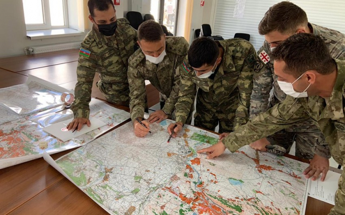 Azerbaijan, Turkey and Georgia continue joint exercises