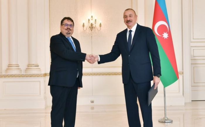 Azerbaijan is an important partner of EU -Peter Michalko