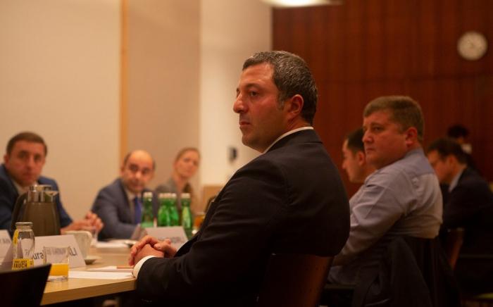 Representatives of political parties from Armenia and Azerbaijan held meeting