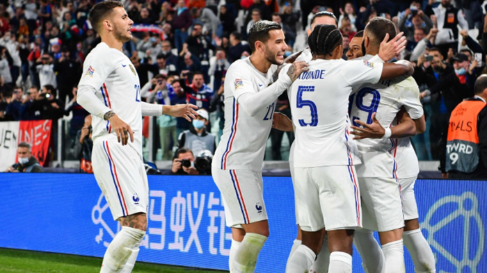 France reach Nations League final after thrilling 3-2 comeback win over Belgium