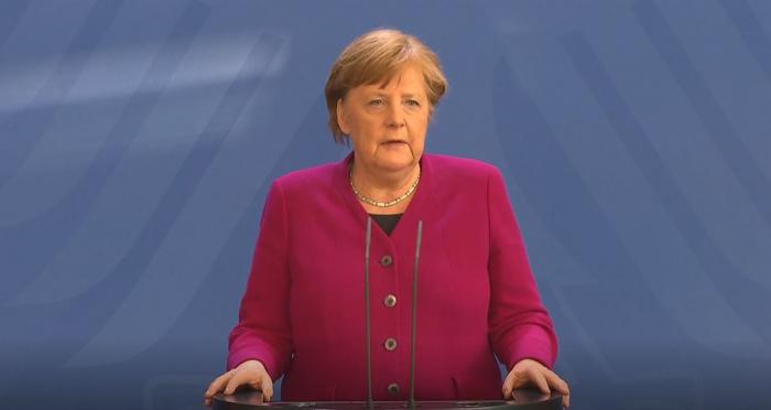 German Chancellor Merkel to visit Turkey in mid-October