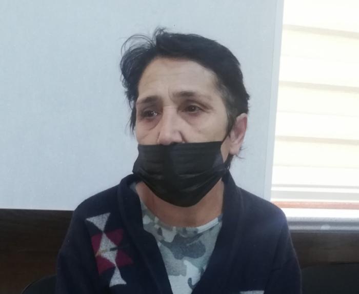 20 ilə yaxın həbsdə olan qadından heroin götürüldü