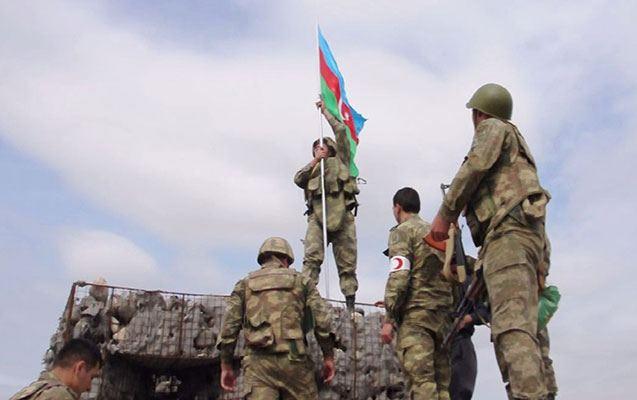 Chronik des Sieges Aserbaidschans:   9. Oktober 2020