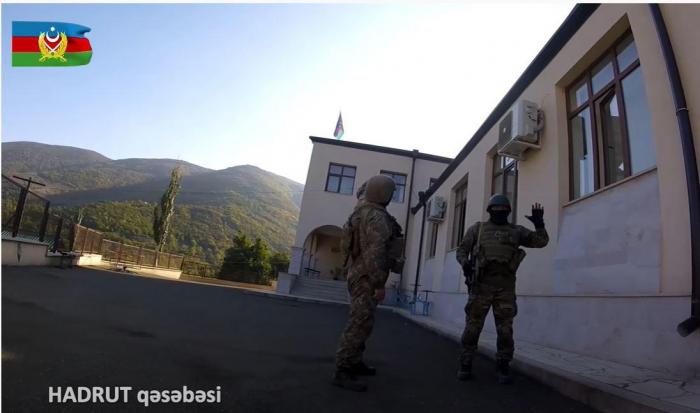 Azerbaijan marks one year since liberation of Hadrut settlement
