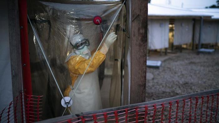 New Ebola case confirmed in eastern Congo