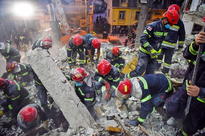 Building collapse in Georgia's Batumi kills six