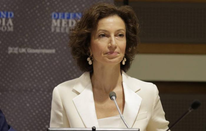 UNESCO Director-General welcomes awarding Nobel Peace Prize to Muratov, Ressa