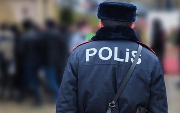 Azərbaycanda polis faciəli şəkildə öldü