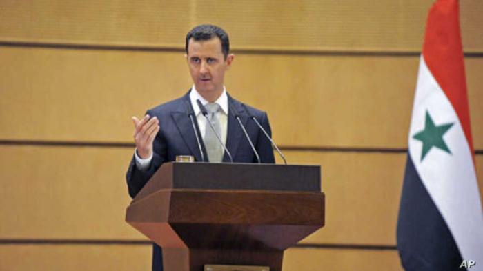 Arabs facilitate Assad
