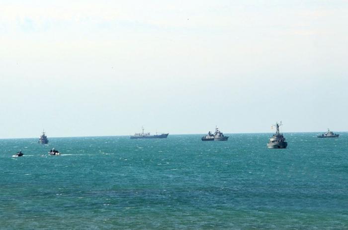 Aserbaidschanische Seestreitkräfte führen Kommando- und Stabsübungen durch