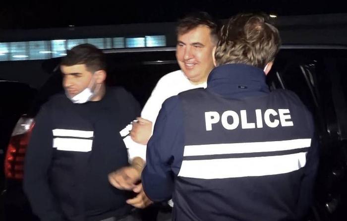 Saakashvili needs hospitalization as his health deteriorated