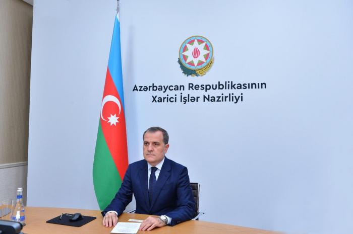 """Canciller azerbaiyano:   """"El crimen de Ganyá no debe quedar impune"""""""