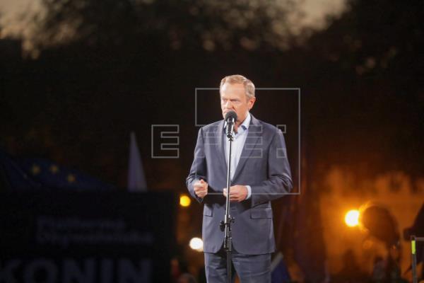 """Polonia se moviliza contra el peligro de un """"Polexit"""" y en defensa de la UE"""