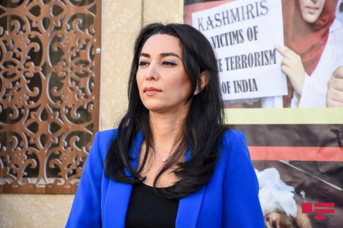 La Defensora del Pueblo emite un comunicado debido al aniversario del ataque contra Ganjá por las fuerzas armadas de Armenia