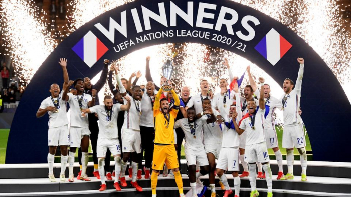 France defeat Spain to win UEFA Nations League